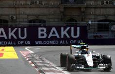 Formula 1, Gran Premio d'Europa 2016, Qualifiche: pole di Nico Rosberg, Vettel 3°