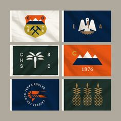 Flags jay fletcher