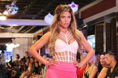 Tre Sorelle Boutique, 12403 Mayfield Rd., hosted their annual summer fashion show at Shooters on the Water Saturday, June 27. The 'Enchanted Eve' theme showcased 85 looks ranging from floral designs to tropical prints.