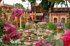 Les Jardins Secrets à Vaulx en Haute-savoie : le résultat des rêves merveilleux d'un couple... A voir