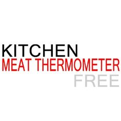 Kitchen Meat Thermometer FREE Buy Kitchen, North Face Logo, Android, Meat, Amazon, Reading, Free, Amazons, Riding Habit