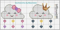 quilting like crazy Unicorn Cross Stitch Pattern, Simple Cross Stitch, Loom Patterns, Embroidery Patterns, Beading Patterns, Cross Stitch Designs, Cross Stitch Patterns, Back Stitch, Knitting Charts