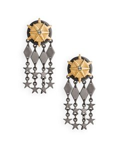 Starry Fleet Earrings - JewelMint
