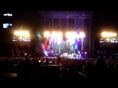 American Girl - Tom Petty and The Heartbreakers @ Fenway Park Boston Ma. 8/30/14 Finale fireworks - YouTube