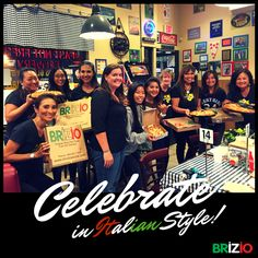 Make your celebrations memorable with Brizio Pizza!  Don't miss to try our Lip-smacking Buffalo Wings!!! #ItalianPizza #BrizioPizza #Celebrate #ItalianStyle