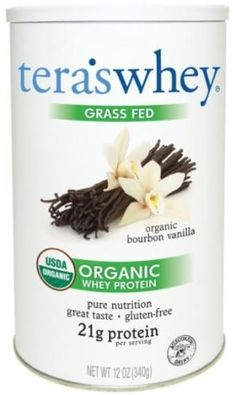 Best Teras Whey Organic Vanilla Protein Powder Recipe on ...