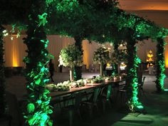 Check out the amazing greenery, floral and environments we brought together for #TSE2016 closing night #GalaAwards party at The Special Event Conference and Tradeshow