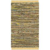 Found it at Wayfair - Rag Multi Contemporary Area Rug
