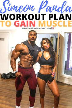 Simeon Panda Workout, Fitness Tips, Fitness Model Workout, Male Fitness, Workout Diet, Fitness Models, Daily Exercise Routines, Workout Results, Fitness Motivation Pictures
