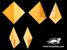 thanksgiving DIY Origami Herbstblatt Papierkranz A Look At Bodybuilding As A Sport Competitive bodyb Diy Origami, Origami Mouse, Origami Fish, Paper Crafts Origami, Modular Origami, Origami Folding, Origami Design, Diy Paper, Fall Leaf Template