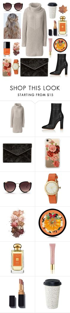 """""""🍁🍁"""" by lekica ❤ liked on Polyvore featuring Lands' End, Rebecca Minkoff, Casetify, Rebecca Taylor, Tory Burch, Sigma, The Body Shop, Jo Malone, AERIN and Benson Mills"""