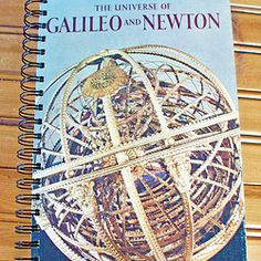 The Universe of Galileo and Newton book #journal at www.barbaragracellc.com