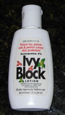 Poison Ivy and Poison Oak Prevention