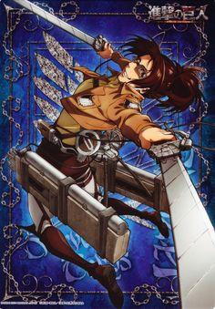 Hanji Zoe - ATTACK ON TITAN
