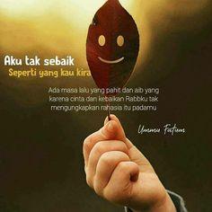 Islamic Quotes, Muslim Quotes, Religious Quotes, Cinta Quotes, Doa Islam, Self Reminder, Photo Quotes, People Quotes, Girl Quotes