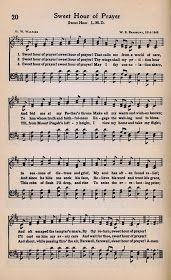 Knick of Time: Printable Antique Hymn Page ~ Sweet By and By