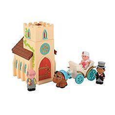 ELC Happyland Musical Village Church Playset: Amazon.co.uk: Toys & Games