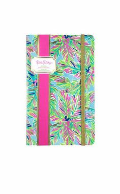 Lilly Pulitzer Journal- Island Time