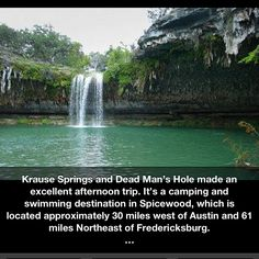 Top 10 Must Visit Camping Destinations Texas Vacations, Texas Roadtrip, Texas Travel, Oh The Places You'll Go, Places To Travel, Places To Visit, Kerrville Texas, Texas Hill Country, West Texas