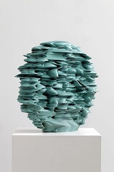 TONY CRAGG http://www.widewalls.ch/artist/tony-cragg/ #contemporary #art #sculpture