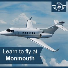 If you've always dreamed of learning to fly you won't find a more relaxed, uncrowded, and safe environment to learn than at Monmouth Executive Airport. http://monmouthjetcenter.com/learn-to-fly-nj/ #Learntofly #flightschool