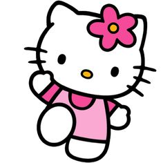 It's a little uncharacteristic for me to love something like Hello Kitty but I LOVE the drawings.  Don't love all the junk they sell but I love their books and calendars.  I love the line quality of their drawings and their sense of color. #hellokitty
