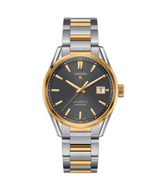 TAG Heuer Carrera Calibre 5 Automatic Watch 100 M - 39 mm WAR215C.BD0783 TAG Heuer watch price