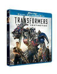 Transformers: l'âge de l'extinction [Combo Blu-ray 3D + Blu-ray + DVD]