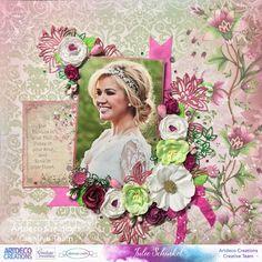 Artdeco Creations Brands: Flowers in Your Hair by JULIE SCHINKEL