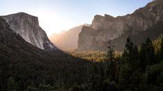 Sunrise in Yosemite [OC] [20481152] #reddit