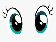 Cartoon Eyes, Cartoon Drawings, Eye Stencil, Flower Pot People, Gcse Art Sketchbook, Happy Eyes, Puppets For Kids, Doodle Tattoo, Cute Panda Wallpaper