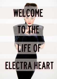 Marina & The Diamonds / Electra Heart
