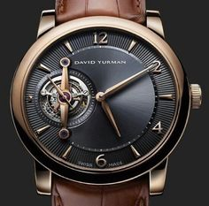 David Yurman Ancestrale Tourbillon Timepiece