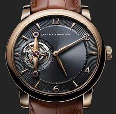 David Yurman Ancestrale Tourbillon Timepiece