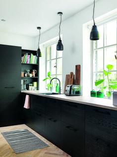 Pour cette édition du Home Challenge, nous allons voir comment le noir s'invite dans la déco de votre chez vous et sublime votre intérieur.