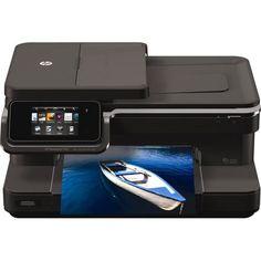 HP Photosmart 7510 Inkjet Multifunction Printer