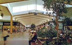 Malls of America - Vintage photos of lost Shopping Malls of the & Canoga Park California, Marysville California, Liberty Tree Mall, Ford City, Shopping Malls, Shopping Travel, Cruise Travel, Dead Malls, Mall Stores