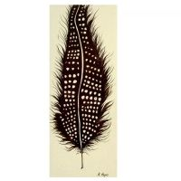 Feather Card 001