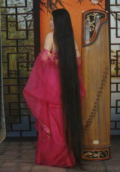 Yep my hair is almost that long Really Short Hair, Super Long Hair, Herbal Hair Dye, Long Hair Community, Rapunzel Hair, Hair Heaven, Natural Hair Styles, Long Hair Styles, Beautiful Long Hair