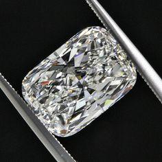 6.17ct #Cushion #Diamond F/IF GIA #engagement