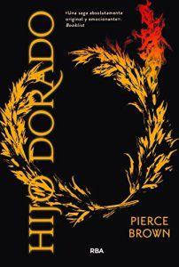 Descarga el libro Hijo dorado (Serie Amanecer Rojo 2) de Pierce Brown. #2015 #Pierce Brown #Serie Amanecer Rojo