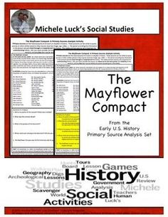 what was the mayflower compact and what is its significance in american history essay The internet's most complete resource on the mayflower and the pilgrims, with genealogy, history, primary source documents, a complete passenger list, and much more.