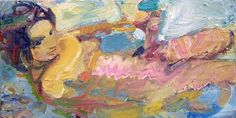 IZABELLA CHULKOVA MACHEN IM WASSER 3. Öl/Leinwand, 20x40, Preis auf Anfrage ДЕВУШКА В ВОДЕ. холст/масло, 20x40  Atelier in Köln Termine nach Vereinbarung посетить мастерскую В Кёльне Viber, WhatsApp Fon +49 179 1019882 bella@chulkova.de  #IZABELLACHULKOVA #artmaterie #köln #kalk #malerei #artcologne #paintig #kunstköln #art #düsseldorf #künstler #kunstmaler #kölnkünst   #живописьмаслом #живописьназаказ #myart #fineart #artlovers #contemporaryart #artistsoninstagram #unikat…