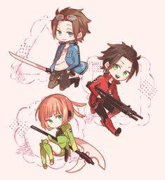 Anime Rules, Manga Pictures, Anime Chibi, Anime Love, Game Art, Character Design, World, Tigger, Drawings