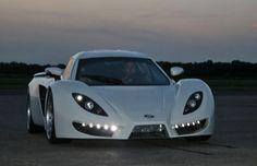 SIN R1 supercar