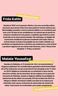Feministas referentes 2