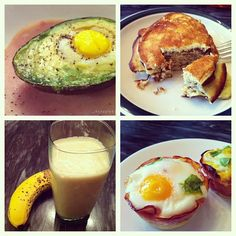 A Collection: Gluten Free and Paleo Breakfast Ideas