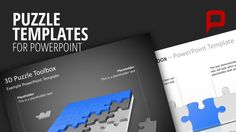 Puzzle PowerPoint Templates   #presentationload   http://www.presentationload.com/powerpoint-charts-diagrams/puzzle-jigsaw/
