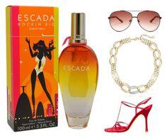 """Rockin in Escada"" by catherine-alex on Polyvore featuring beauty, ESCADA, summerstyle, glam, perfume and escada"