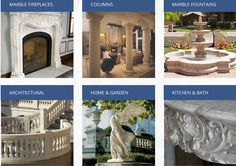 Marble Maison, Leaders in custom marble creation and distribution having a wide range of beautiful marble products, Marble Fireplaces, Columns, Marble fountains, Architectural, Home Garden, Kitchen, Bath & Marble Statues.  Browse http://bit.ly/29tLptK & get more.